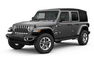 New 2018 Jeep Wrangler UNLIMITED SAHARA 4X4 Sport Utility J182556 for sale near you in Brunswick, OH