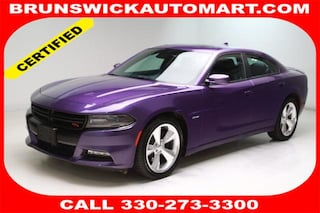 Used 2016 Dodge Charger R/T Sedan 2C3CDXCT3GH118585 D181453A in Brunswick, OH