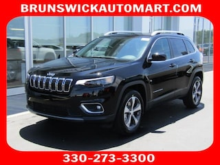 New 2019 Jeep Cherokee LIMITED 4X4 Sport Utility J190394 in Brunswick, OH