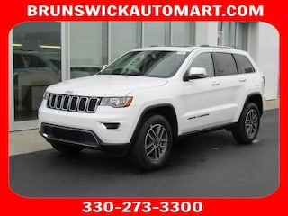 New 2019 Jeep Grand Cherokee LIMITED 4X4 Sport Utility J190580 in Brunswick, OH