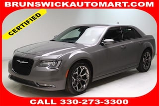 Certified Pre-Owned 2017 Chrysler 300 S Sedan D180440A in Brunswick, OH