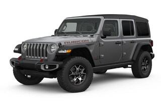 New 2019 Jeep Wrangler UNLIMITED RUBICON 4X4 Sport Utility J190730 in Brunswick, OH