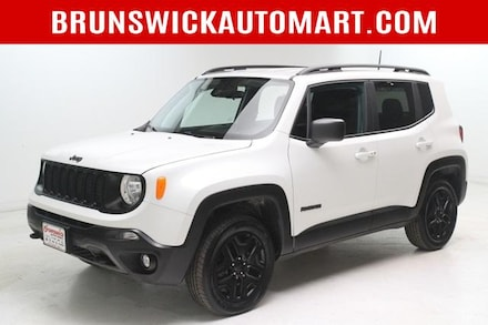 Featured Pre-Owned 2019 Jeep Renegade Sport 4x4 SUV for sale near you in Brunswick, OH