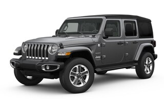 New 2018 Jeep Wrangler UNLIMITED SAHARA 4X4 Sport Utility J182459 in Brunswick, OH