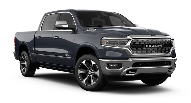 New 2019 Ram 1500 LIMITED CREW CAB 4X4 5'7 BOX Crew Cab for sale in the Brunswick, OH