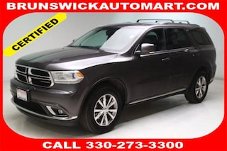 Used 2015 Dodge Durango Limited SUV 1C4RDJDG3FC927431 J181800A in Brunswick, OH