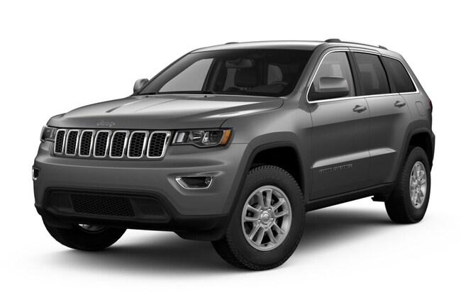 New 2018 Jeep Grand Cherokee LAREDO E 4X4 Sport Utility for sale in the Brunswick, OH