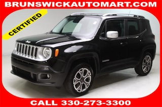 Used 2016 Jeep Renegade Limited 4x4 SUV ZACCJBDT8GPD42097 J182064A in Brunswick, OH