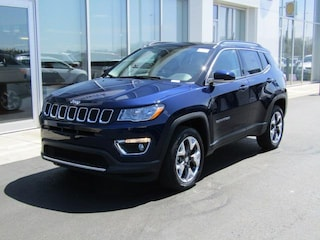 New 2018 Jeep Compass LIMITED 4X4 Sport Utility for sale near you in Brunswick, OH