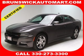 Used 2016 Dodge Charger SXT Sedan 2C3CDXJG7GH155936 D180893A in Brunswick, OH