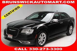Certified Pre-Owned 2017 Chrysler 300C Platinum Sedan C190238A for sale near you in Brunswick, OH