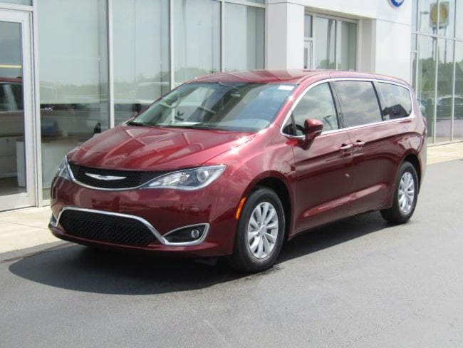 New 2019 Chrysler Pacifica TOURING PLUS Passenger Van for sale in the Brunswick, OH