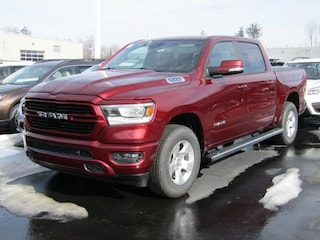 New 2019 Ram 1500 BIG HORN / LONE STAR CREW CAB 4X4 5'7 BOX Crew Cab D190741 for sale near you in Brunswick, OH