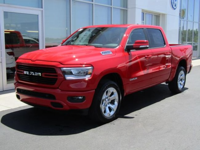New 2019 Ram 1500 BIG HORN / LONE STAR CREW CAB 4X4 5'7 BOX Crew Cab for sale in the Brunswick, OH