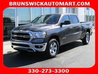 New 2019 Ram 1500 BIG HORN / LONE STAR CREW CAB 4X4 5'7 BOX Crew Cab D190637 in Brunswick, OH