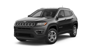 New 2018 Jeep Compass LATITUDE 4X4 Sport Utility J182420 in Brunswick, OH