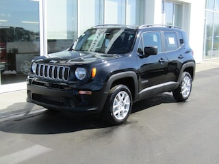 New 2019 Jeep Renegade SPORT 4X4 Sport Utility J191374 for sale near Cleveland in Brunswick OH