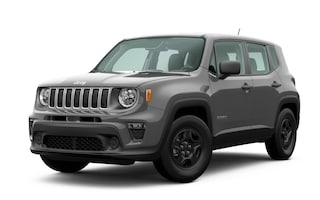 New 2020 Jeep Renegade SPORT 4X4 Sport Utility for sale near you in Brunswick, OH