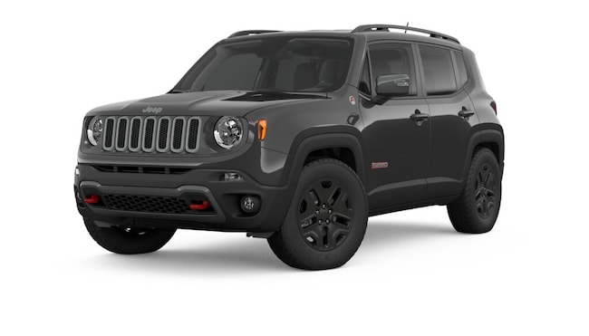New 2018 Jeep Renegade TRAILHAWK 4X4 Sport Utility for sale in the Brunswick, OH