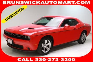 Used 2015 Dodge Challenger SXT Coupe 2C3CDZAG3FH869394 D181484A in Brunswick, OH