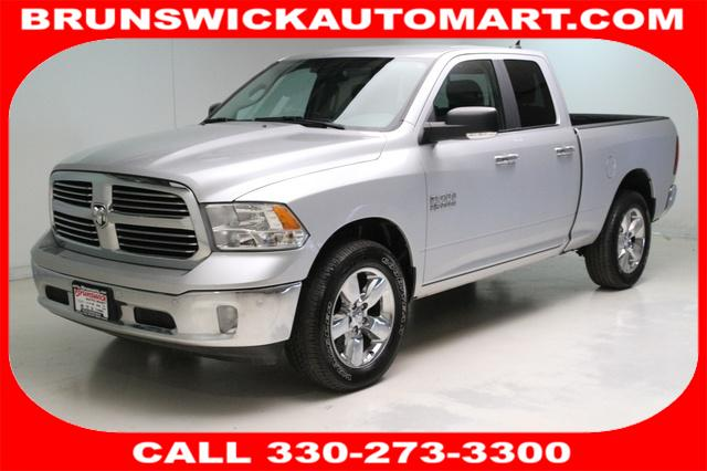 Featured Pre-Owned 2018 Ram 1500 Big Horn Truck Quad Cab for sale near you in Brunswick, OH