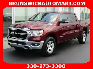 New 2019 Ram 1500 BIG HORN / LONE STAR CREW CAB 4X4 5'7 BOX Crew Cab D190135 in Brunswick, OH