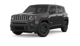 New 2018 Jeep Renegade SPORT 4X4 Sport Utility J182123 in Brunswick, OH