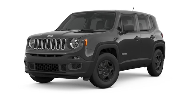 New 2018 Jeep Renegade SPORT 4X4 Sport Utility for sale in the Brunswick, OH