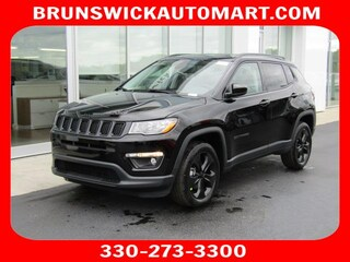 New 2019 Jeep Compass ALTITUDE FWD Sport Utility J190568 in Brunswick, OH