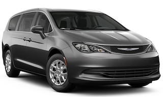 New 2019 Chrysler Pacifica LX Passenger Van C190113 in Brunswick, OH