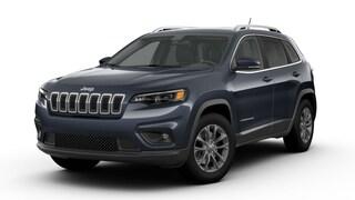 New 2019 Jeep Cherokee LATITUDE PLUS 4X4 Sport Utility J191616 for sale near you in Brunswick, OH