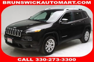 Certified Pre-Owned 2016 Jeep Cherokee Latitude FWD SUV J191078A in Brunswick, OH