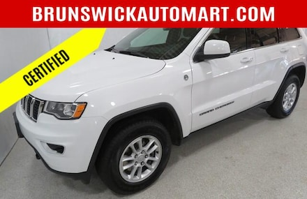 Featured Pre-Owned 2020 Jeep Grand Cherokee Laredo SUV for sale near you in Brunswick, OH