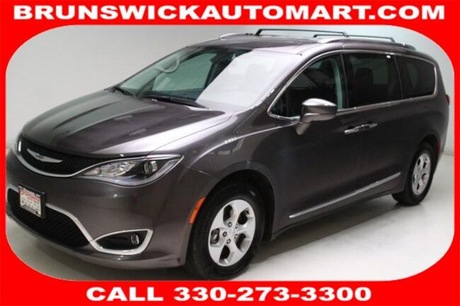 Used 2017 Chrysler Pacifica Touring-L Plus Van for sale in the Brunswick, OH