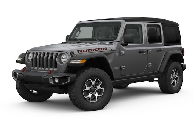 New 2018 Jeep Wrangler UNLIMITED RUBICON 4X4 Sport Utility for sale in the Brunswick, OH