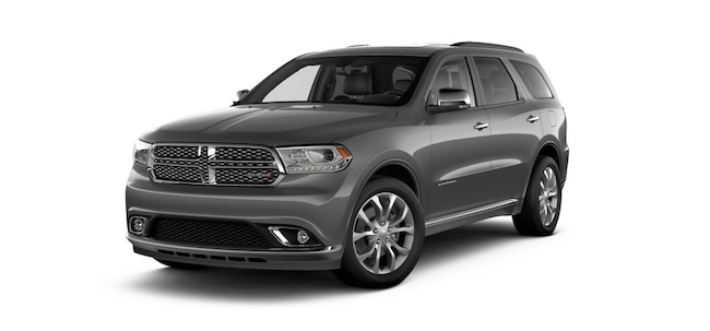 New 2018 Dodge Durango CITADEL ANODIZED PLATINUM AWD Sport Utility for sale in the Brunswick, OH