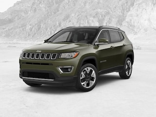 New 2018 Jeep Compass LIMITED 4X4 Sport Utility J181110 in Brunswick, OH