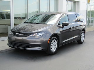 New 2020 Chrysler Voyager L Passenger Van for sale near you in Brunswick, OH