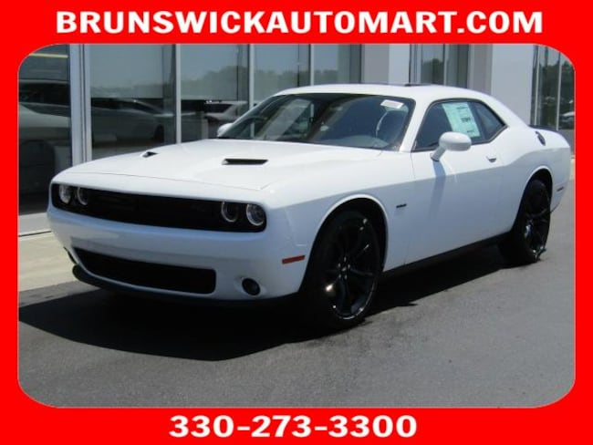 New 2018 Dodge Challenger R/T PLUS Coupe for sale in the Brunswick, OH