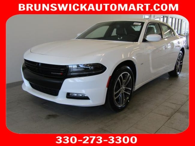 New 2018 Dodge Charger GT PLUS AWD Sedan for sale in the Brunswick, OH