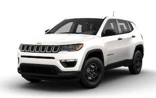 New 2021 Jeep Compass SPORT FWD Sport Utility for sale near you in Brunswick, OH