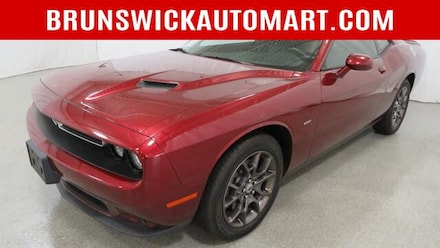 Featured Pre-Owned 2018 Dodge Challenger GT Coupe for sale near you in Brunswick, OH