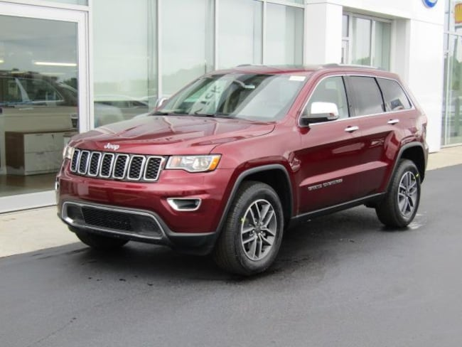 New 2019 Jeep Grand Cherokee LIMITED 4X4 Sport Utility for sale in the Brunswick, OH