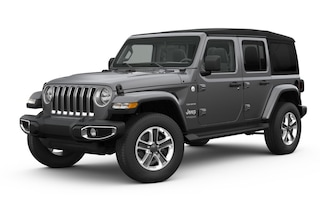 New 2018 Jeep Wrangler UNLIMITED SAHARA 4X4 Sport Utility J182182 for sale near you in Brunswick, OH