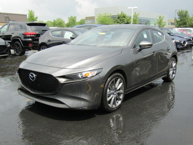 Featured New 2019 Mazda Mazda3 Hatchback for sale in Brunswick OH