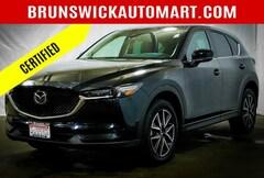 Certified Pre-Owned 2017 Mazda Mazda CX-5 Grand Touring SUV for sale in Brunswick OH
