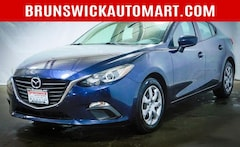 2014 Mazda Mazda3 i Sport Sedan for sale in Brunswick, OH at Brunswick Subaru