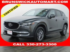 Certified Pre-Owned 2017 Mazda Mazda CX-5 Touring SUV for sale in Brunswick OH