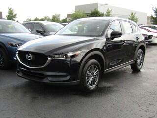 2020 Mazda Mazda CX-5 Sport SUV JM3KFBBM3L0844130 for sale in Medina, OH at Brunswick Mazda