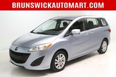 2013 Mazda Mazda5 Sport Wagon for sale in Brunswick, OH at Brunswick Subaru